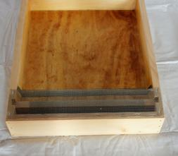 Miller Hive Top Feeder 10 Frame Pine for Langstroth Beehive