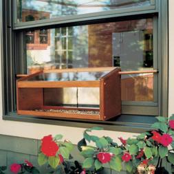 Coveside Mirrored Windowsill Bird Feeder - 25900