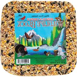 Munch-N-Crunch Wildlife Block