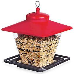 Hopper Cafe Bird Feeder, 7-Lb.