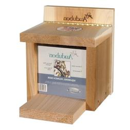 Woodlink NASQBOX Audubon Squirrel Munch Box Feeder