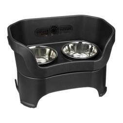 Neater Feeder Deluxe | Dog | Elevated Bowl Dish No Drip Mess