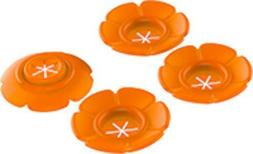 New*More Birds Set of 4 Replacement Flower/Bee Guard for Ori