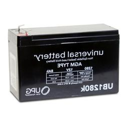 NEW UPG 12V 8AH Battery Replacement for TexasHunter 100lb Ha
