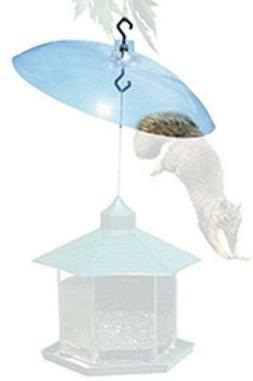 Squirrel Proof Baffler For Wild Bird Feeder Outdoor Hanging