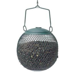 Nono Feeder Seed Ball Wild Bird Feeder Plastic Green