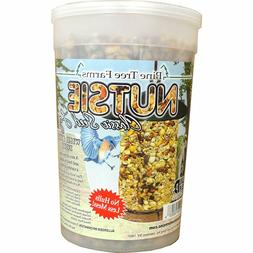 Nutsie Seed Log Bird Food - Size: 96 Oz.