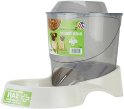 Automatic Pet Feeder Dog Cat Food Bowl Auto Dispenser, Stabi