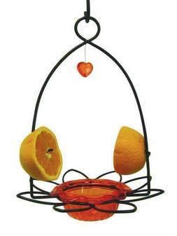 Birds Choice OFF Oriole Flower Feeder