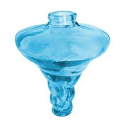 Parasol Replacement Mini-Blossom Vessel, Aqua