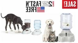 Perfect Pet Feeder and Waterer Automatic Large Capacity wate