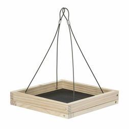 Perky-Pet 50178 Hanging Tray Platform Bird Feeder