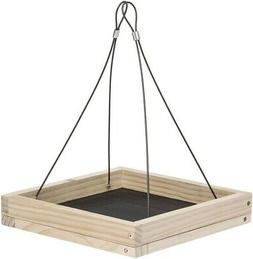 Perky Pet 50178 Hanging Tray Bird Feeder