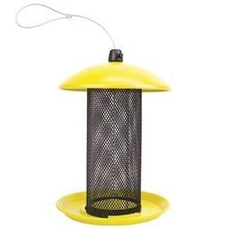 perky pet yssf00348 finch bird feeder metal