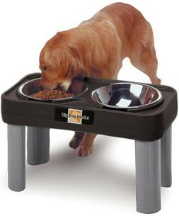 Pet Bowl for Large Pets Dog Feeder Elevated Raised Tall Pet