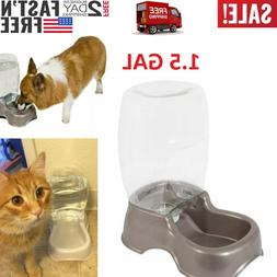 Petmate Pet Cafe Pet Waterer  For Cat Dog Automatic Waterer