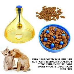 Pet Dog Cat Food Killing Time Puzzle Ball Eating Mouse Tumbl