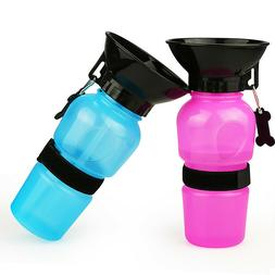 Pet Supply Dog Drinking Cup Water Bottle Drinking Travel Out