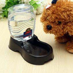 Pet Waterer Dispenser For Dog Cat Large Automatic Drink Food