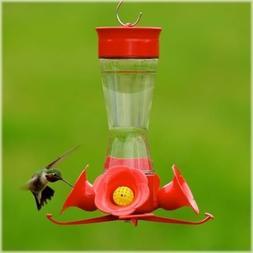 Perky-Pet Pinch-Waist Glass Hummingbird Feeder 203CP