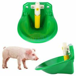 Plastic Automatic Drinker Waterer Bowl For Goat Sheep Pig Pi