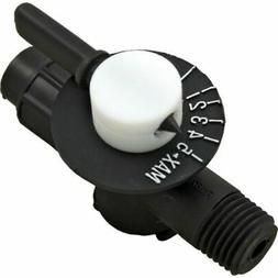 Pentair R172060 1/4-Inch NPT Control Valve Replacement Rainb