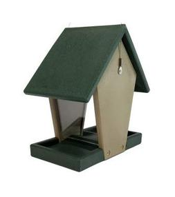 Songbird Essentials Recycled Plastic Large Bird Hopper Feede
