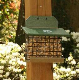 Songbird Essentials Recycled Plastic Squirrel Feeder