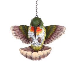 Goose Creek Resin Bird Feeder Outdoor Hanging Birdfeeders fo