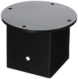 ACHLA Round Flange for 4 x 4 Post