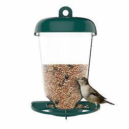 SALE! Bird Feeder Window Station Outdoor Wild Birds Seed Tra