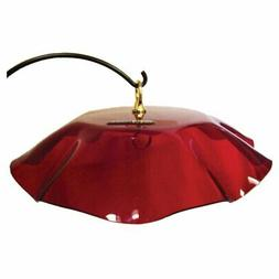 Birds Choice Scalloped Weather Guard for Bird Feeder
