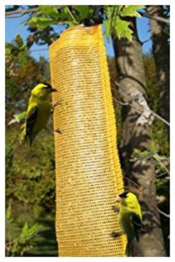 Songbird Essentials SE636 Finch Magic Thistle Sack Gold