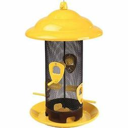 Belle Fleur - Bird Feeders 50147 Bird Feeder, Yellow