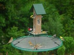 "30"" Seed Catcher & Platform Feeder No More Mess Easy Clean A"