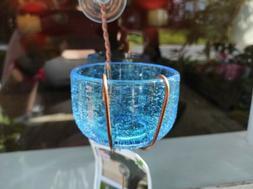 Songbird Essentials SEHHBBWF Copper Bluebird Mealworm Window
