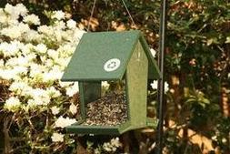 Songbird Essentials SERUBHF500 Green Hopper Feeder