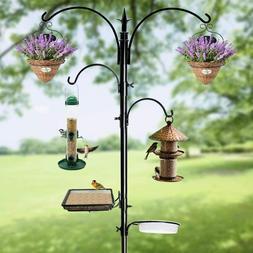 Shrdaepe 91&quot X 23&quot Premium Bird Feeding Station Kit,