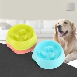 Slow Feed Feeders Dog Bowl Slowly Bowly By Fun Interactive D