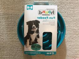 Slow Feeder Dog Bowl Fun Feeder Stop Bloat Bowl for Dogs by