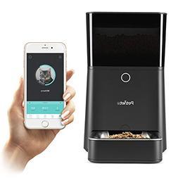 smartfeeder automatic pet feeding smartphone