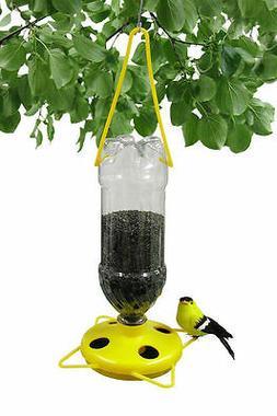 Gadjit Soda Bottle Wild Thistle Bird Feeder Kits  Pack of 2