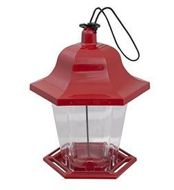 songbird lantern bird feeder