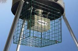 Square Varmint Cage for Deer Feeder Wildlife Whitetail Turke