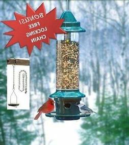 BROME SQUIRREL BUSTER PLUS 1024 SQUIRREL PROOF BIRD FEEDER +