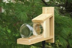 Songbird Essentials Squirrel Jar Feeder