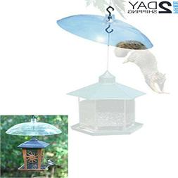 Squirrel Proof Baffler For Wild Bird Feeder Outdoor Hanging