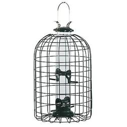 Squirrel Proof Caged Tube Feeder