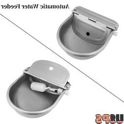 Stainless Steel Automatic Water Feeder Trough Bowl for Horse