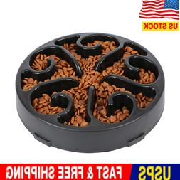 STOCK Slow Feeder Dog Bowl Large Dog Eating Non Slip Puzzle